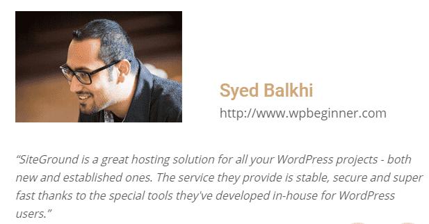 Sayed Balkhi