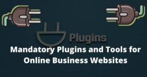 Important wordpress plugins