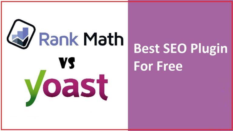 Rank Math Vs Yoast SEO Plugins