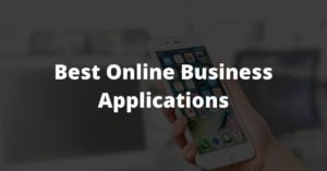 Best Online Business Applications