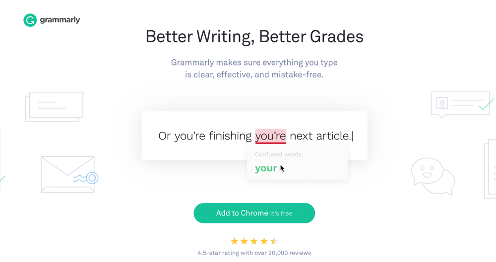 Grammarly-Content-Writing-Tool