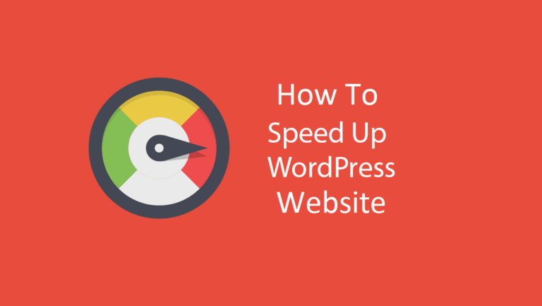 Page Speed Optimize How To Speed ​​Up Loading Of WordPress Website