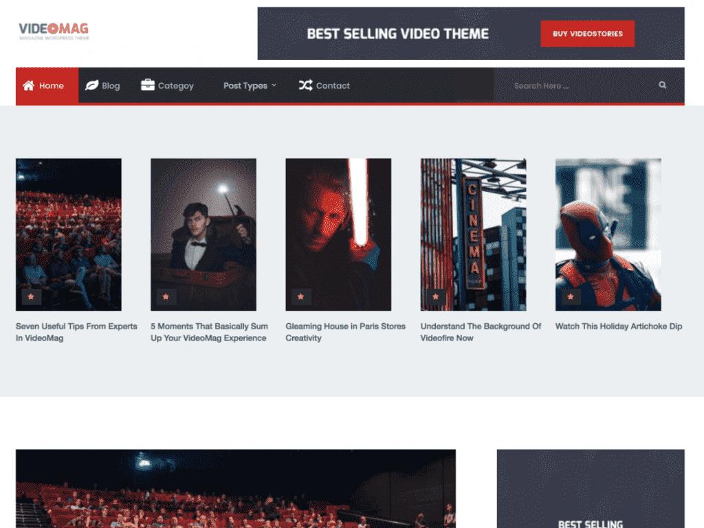 video mag