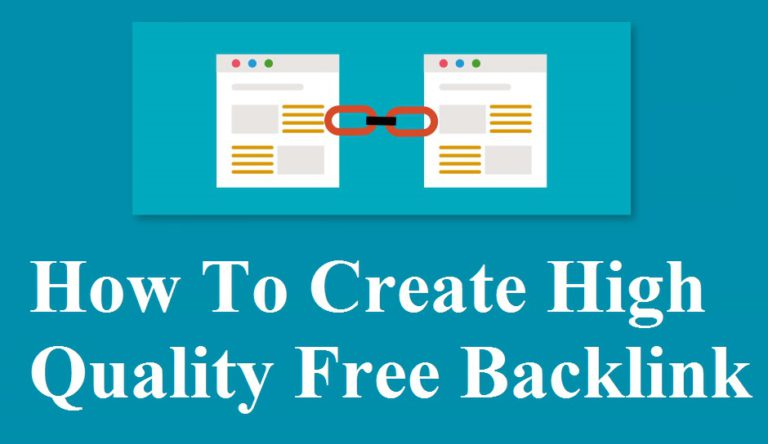 Best Free High Authority Sites For Create Backlinks